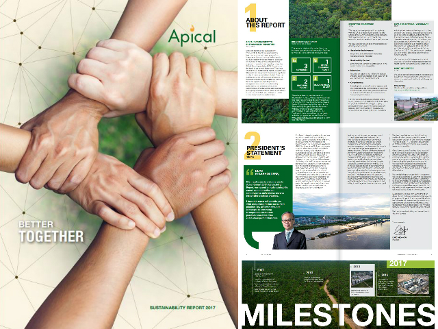 20180914 Apical Sustainability Report Cover