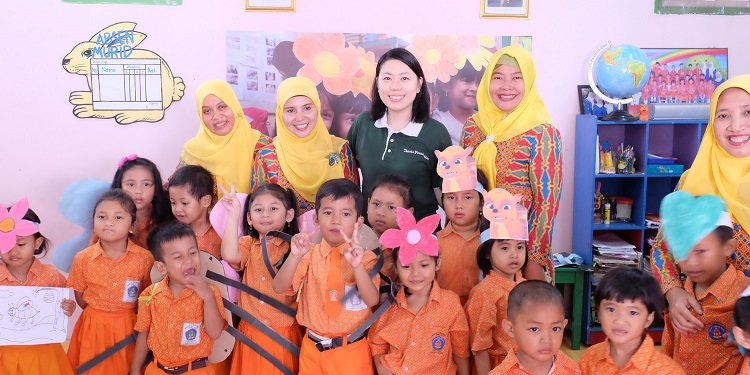 Belinda Tanoto Early Childhood DevelopmentTanoto Foundation